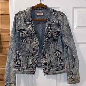 Dollhouse Denim Jacket